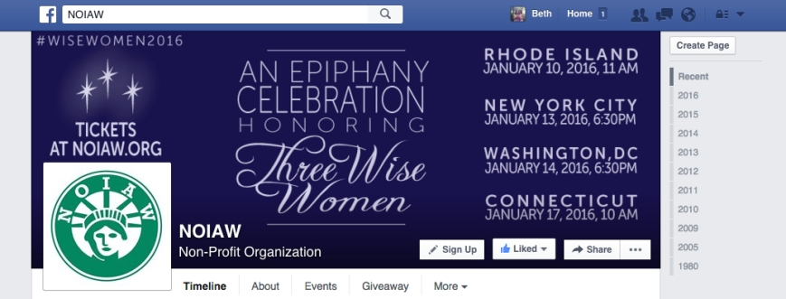 Facebook Header Epiphany 2016